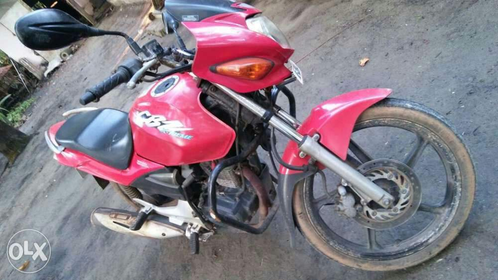 Used Hero Xtreme Sports Bike in Alappuzha 2007 model, India at Best