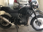 Royal Enfield Himalayan Right Side