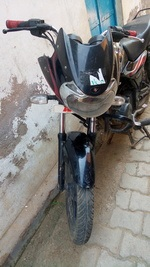 Bajaj Discover 100 Left Side
