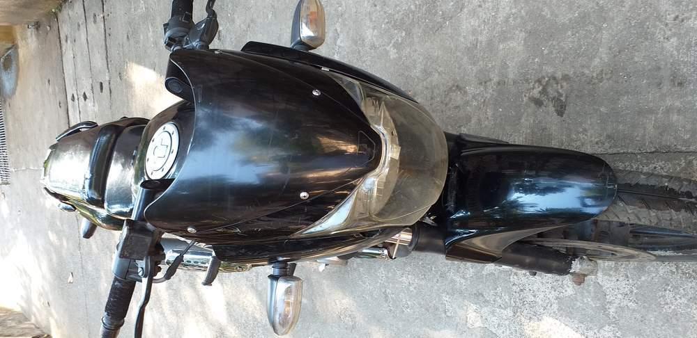Bajaj Pulsar 150 Rear View