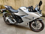 Suzuki Gixxer Sf Right Side