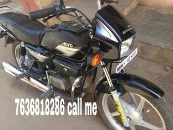 Used Hero Honda Splendor Plus Bikes, Second Hand Hero Honda