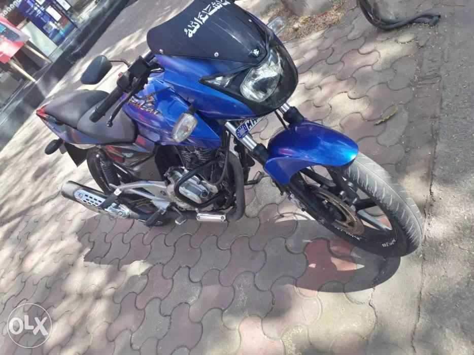 Used Bajaj Pulsar 180 Bike in Mumbai 2014 model, India at