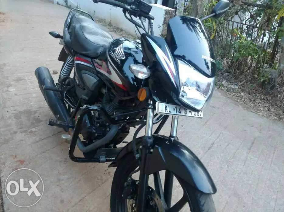 Used Honda Cb Shine Bike in Kasargod 2016 model, India at Best