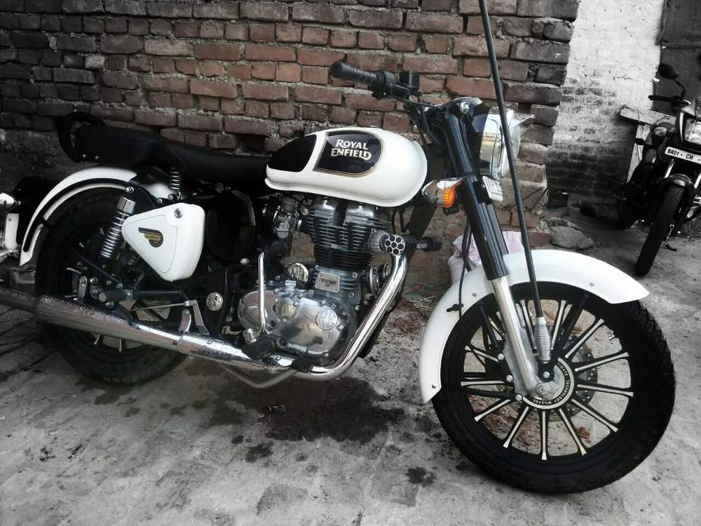 used royal enfield bullet 350 bike in patna 2015 model india at best price id 5656. Black Bedroom Furniture Sets. Home Design Ideas