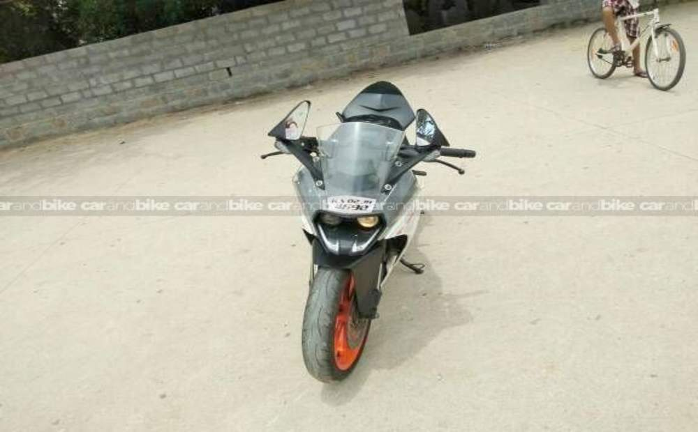 Ktm Rc 390 Std Front View