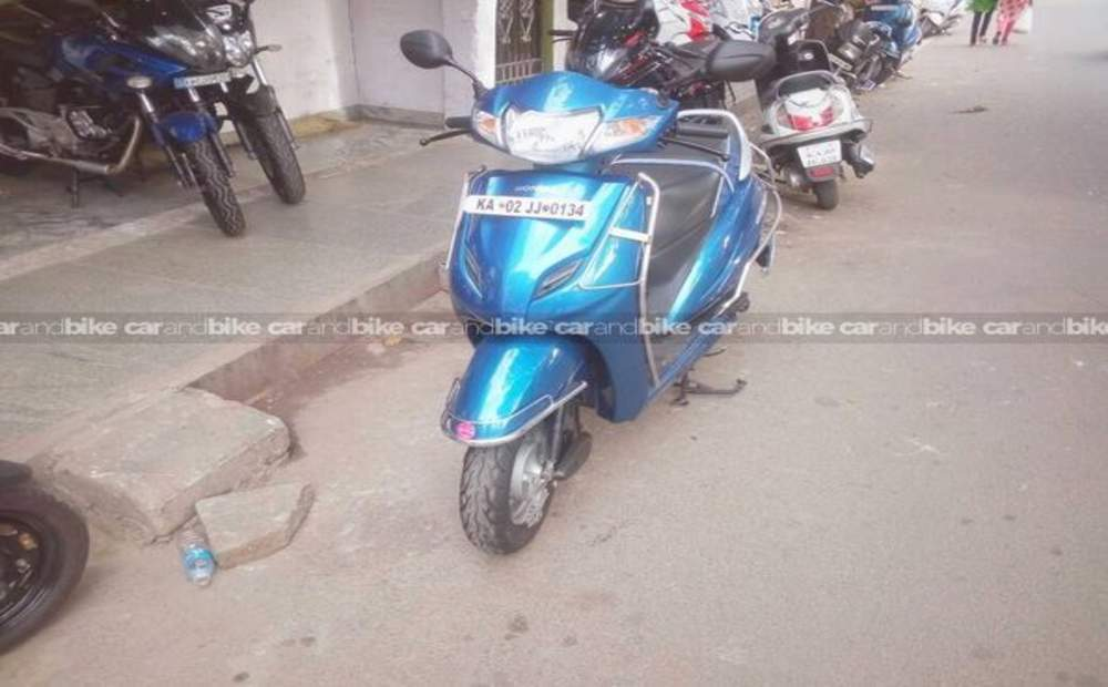 Honda Activa 3g Std Front View