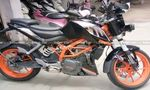 Ktm 390 Duke Abs Left Side