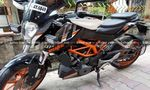 Ktm 390 Duke Abs Rear Tyre