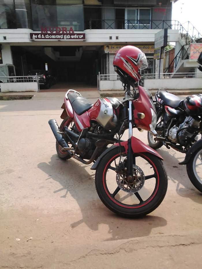 Used Yamaha Vmax India