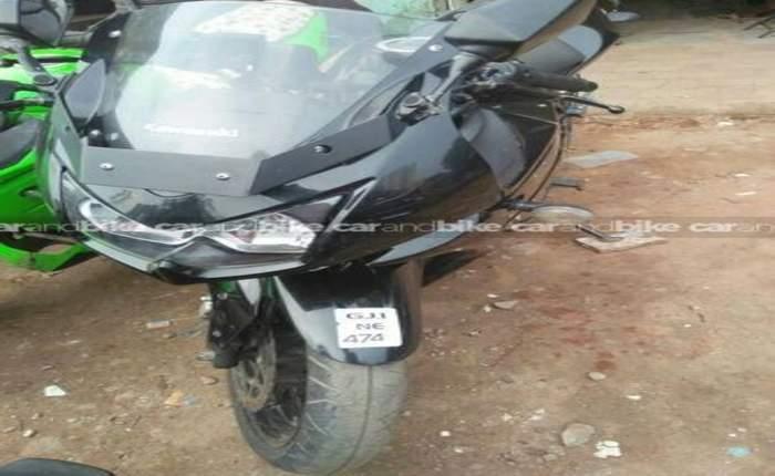 Used Kawasaki Ninja 250r Bike In Ahmedabad 2011 Model India