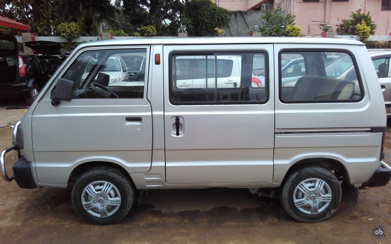 43b991657c9 Used Maruti Suzuki Omni Cargo LPG in Lucknow 2007 model, India at ...