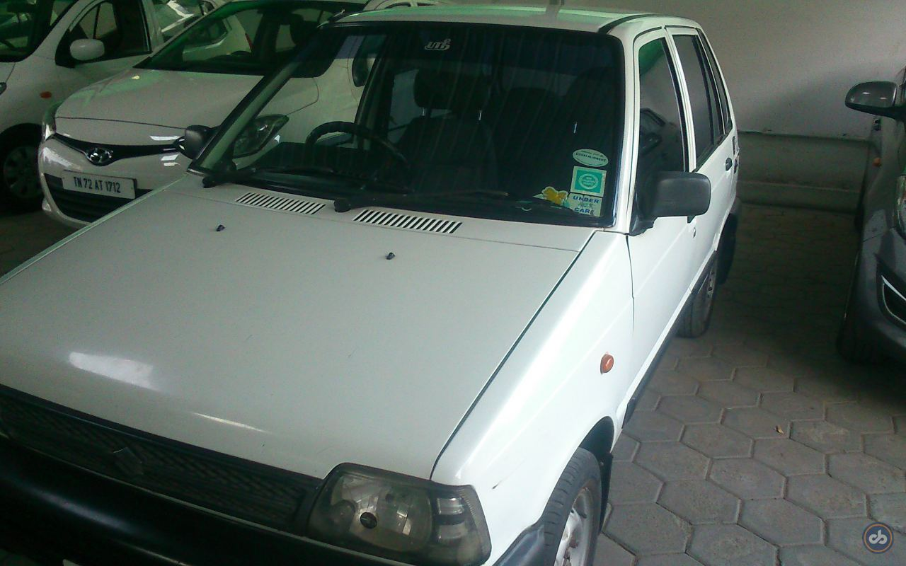 Used Maruti Suzuki 800 Ac Lpg In Coimbatore 2008 Model India At