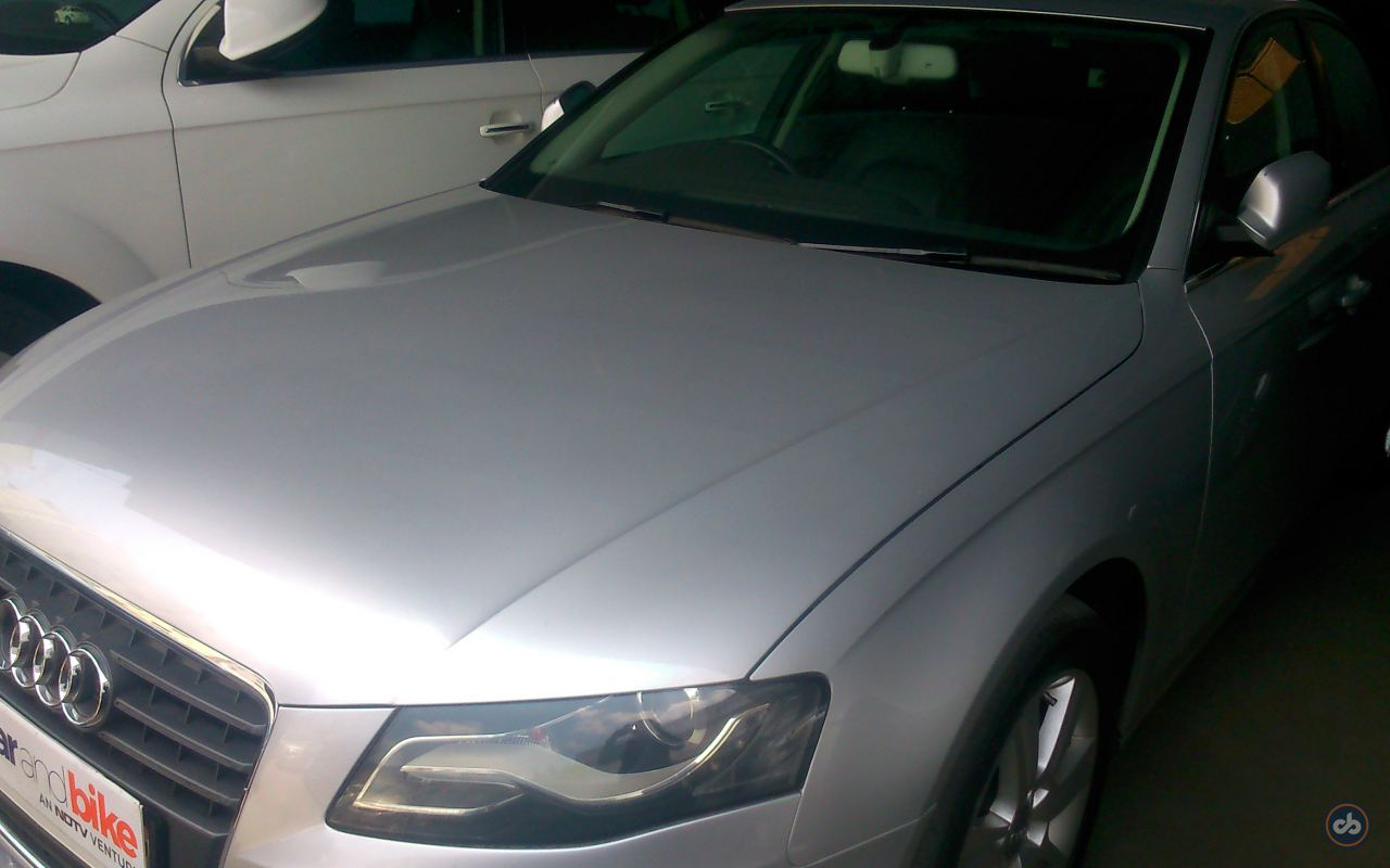 Used Audi A4 2 0 Tdi Premium Plus In Coimbatore 2010 Model India At