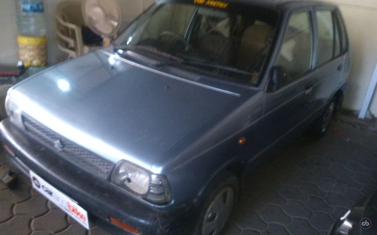 Used Maruti Suzuki 800 Ac In Coimbatore 2006 Model India At Best