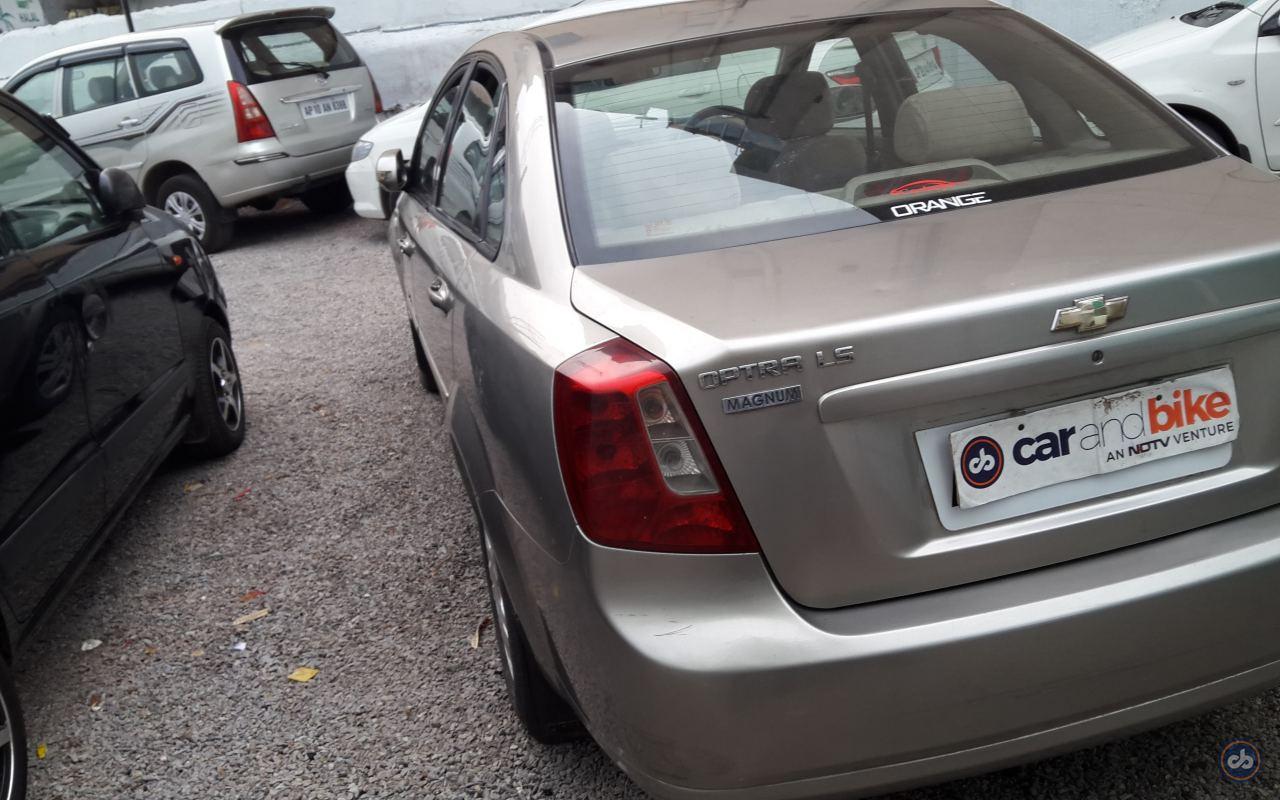 Used Chevrolet Optra Magnum 2.0 LT in Hyderabad 2007 model ...
