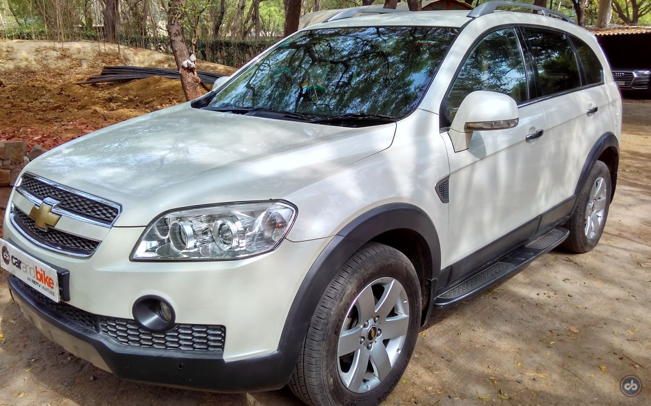 Used Chevrolet Captiva 2 2 At Awd Ltz In South West Delhi