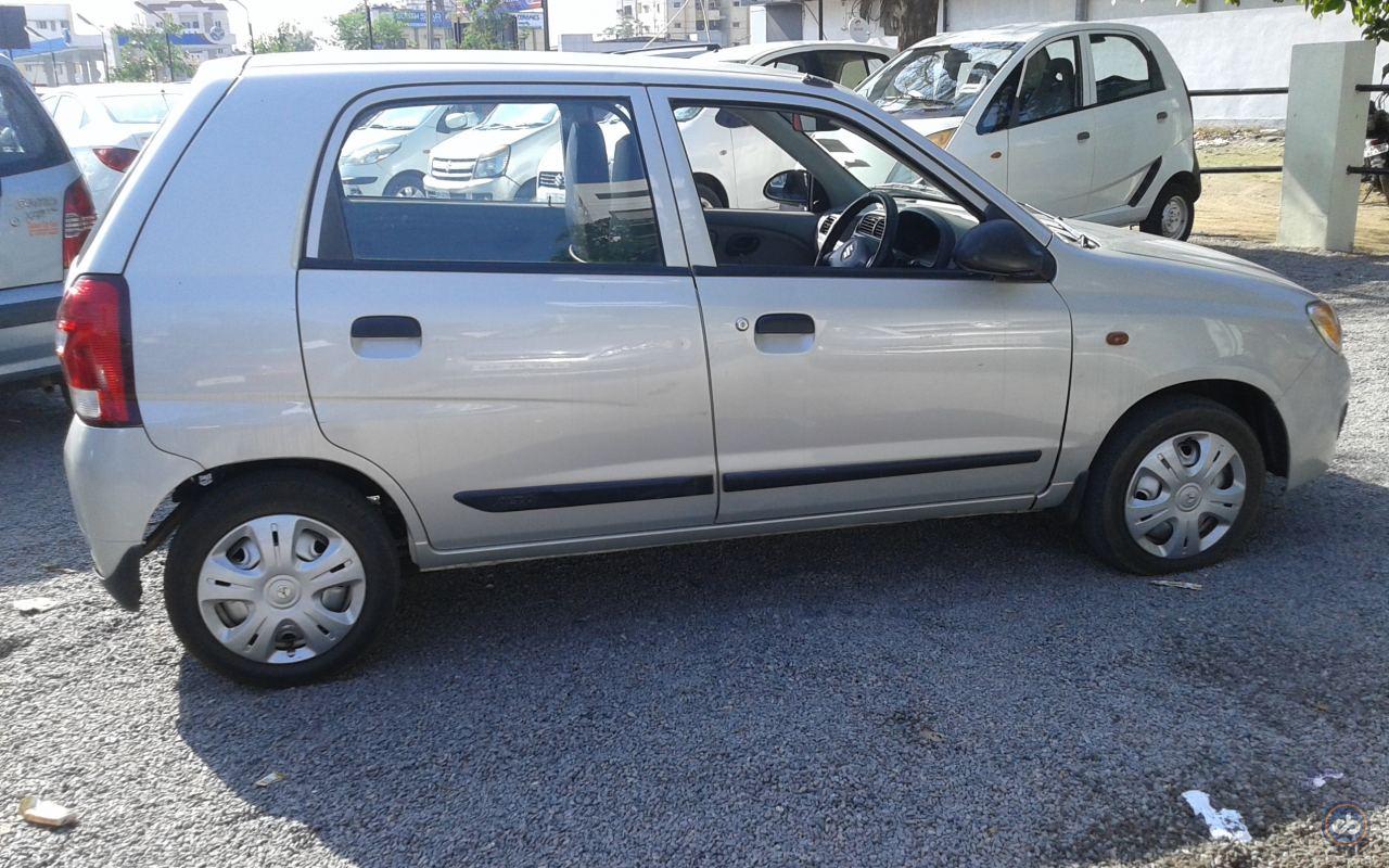Honda Roadside Assistance >> Used Maruti Suzuki Alto K10 LXI in Hyderabad 2011 model ...