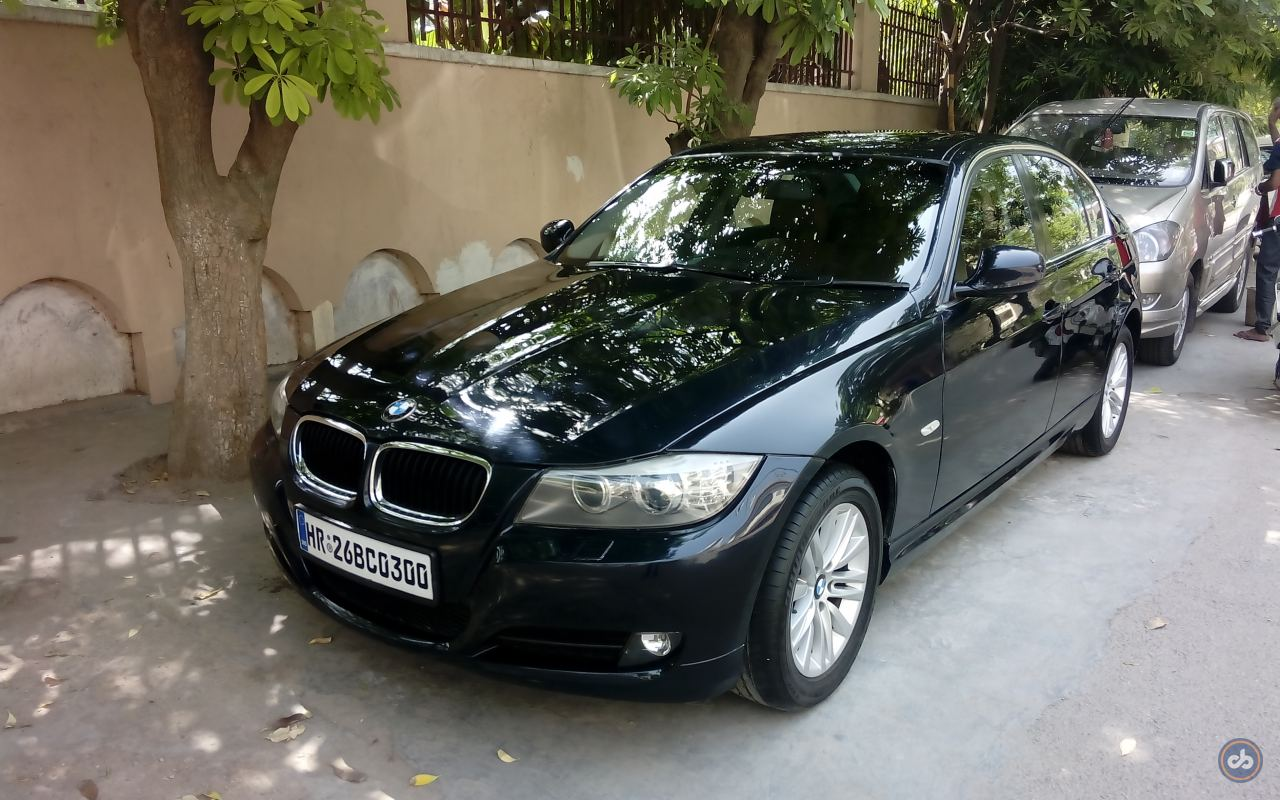 Used Bmw 3 Series 320d Highline In West Delhi 2010 Model India At