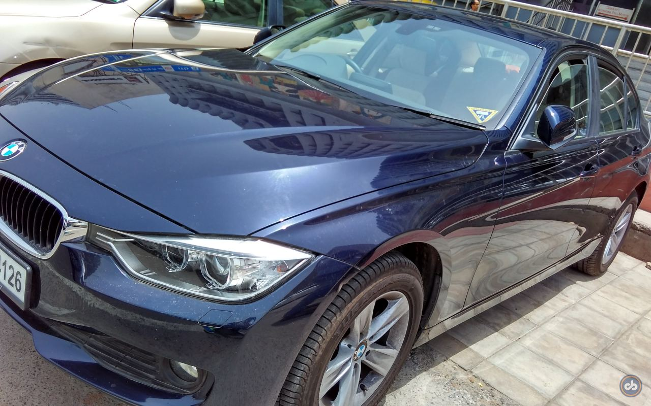 Used Bmw 3 Series 320d Prestige In Central Delhi 2015 Model India