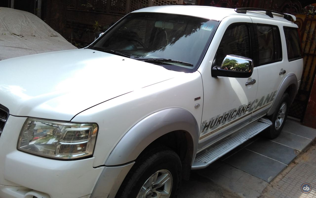 Used Ford Endeavour XLT 4x2 in Central Delhi 2007 model