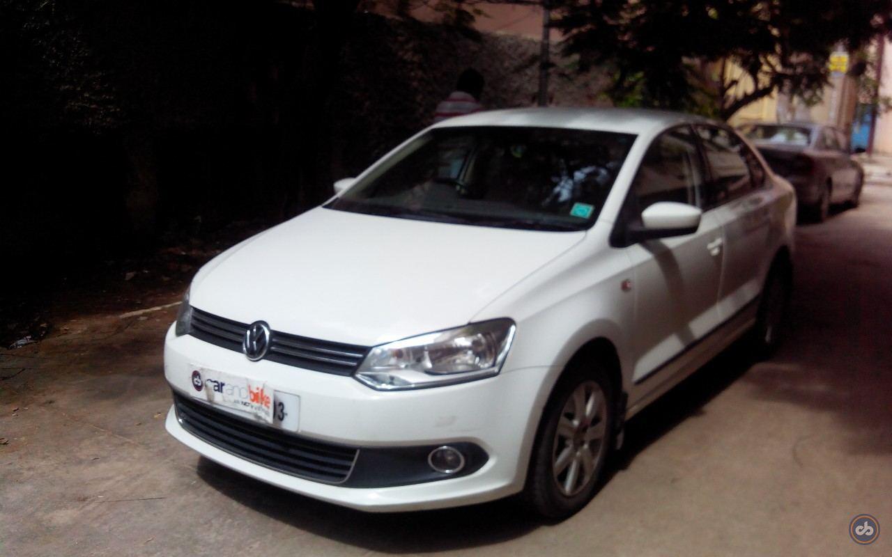 Used Volkswagen Vento 1 6 Highline Diesel In Hyderabad
