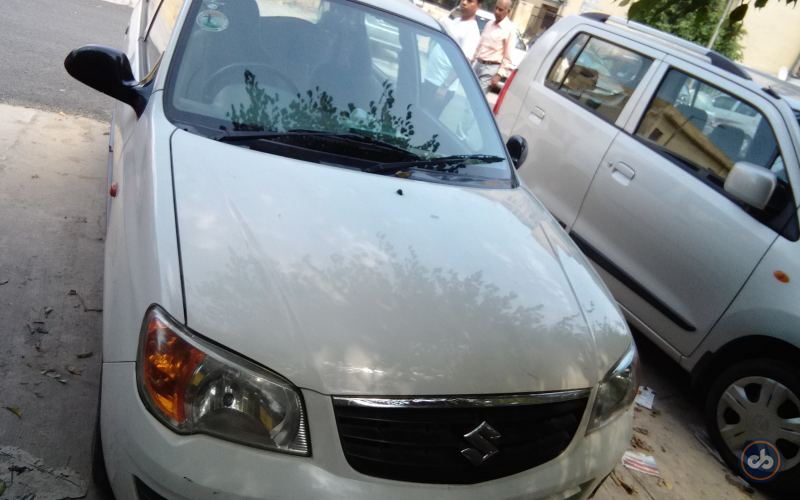 Maruti Suzuki Alto K10 Front View