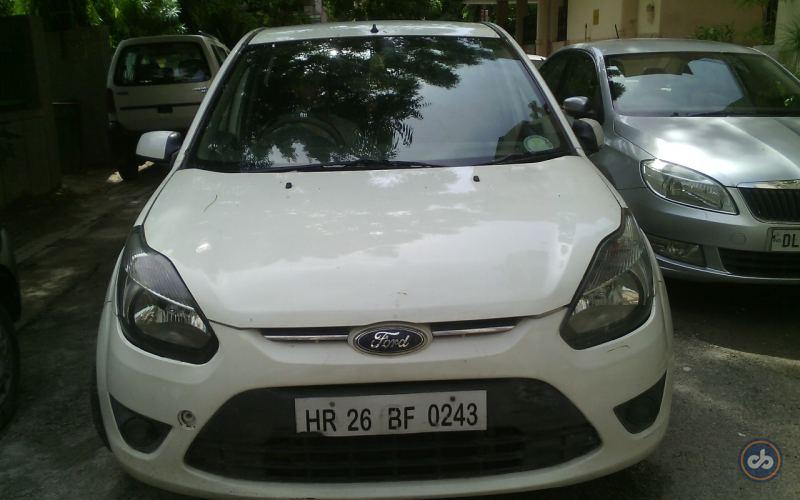Ford Figo Front View