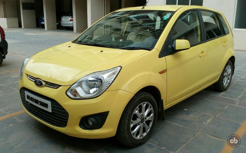 ford figo  tdci titanium  bangalore  model