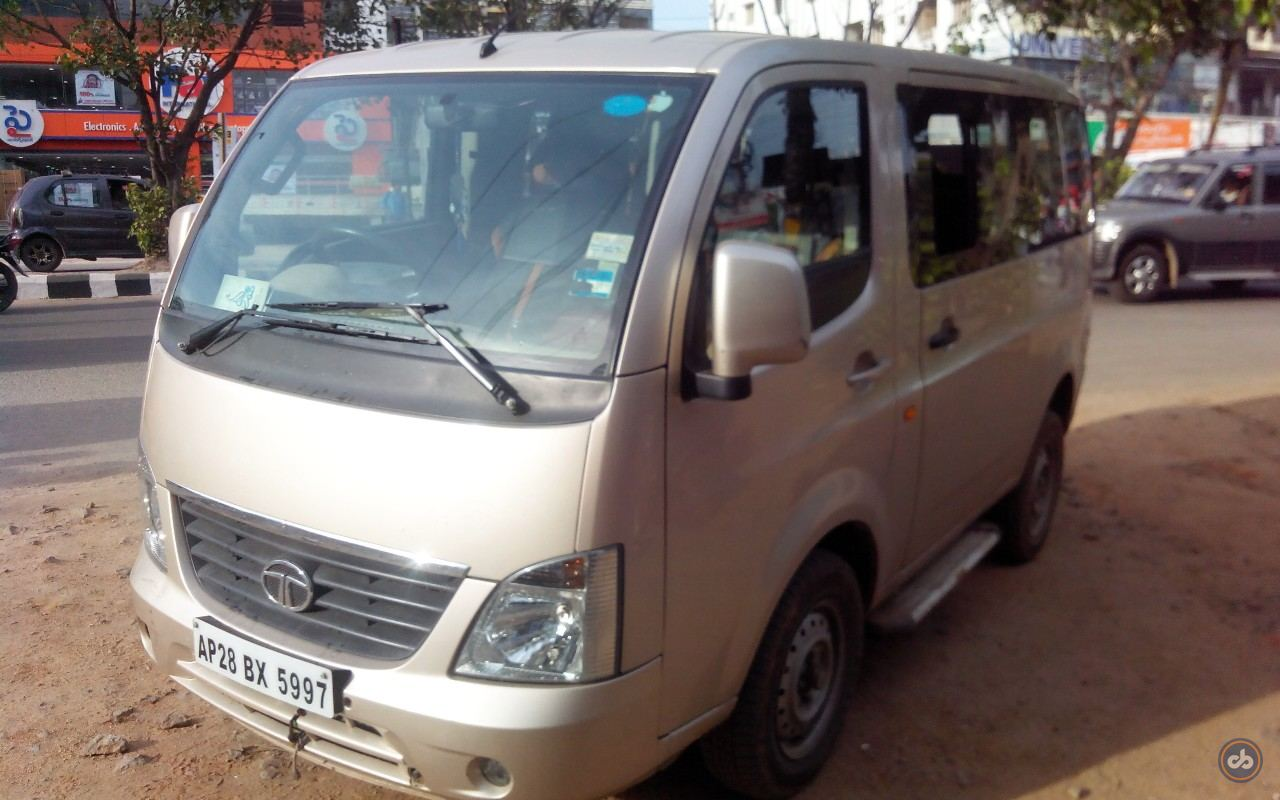 8a9cc11f8b Used Tata Venture GX in Hyderabad 2013 model