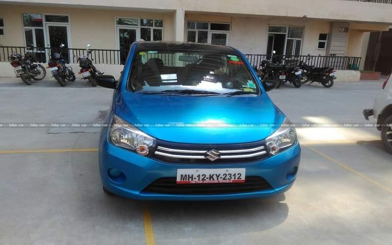 Maruti Suzuki Celerio Front View