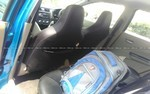Maruti Suzuki Celerio Back Row Closeup From Left Side