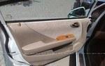 Honda City Back Row Closeup From Left Side