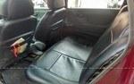 Maruti Suzuki Alto Back Row Closeup From Left Side