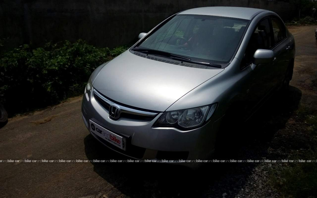 Used Honda Civic 18 S At In Tiruvallur 2007 Model India Best Front View Bikes Left Side Angle