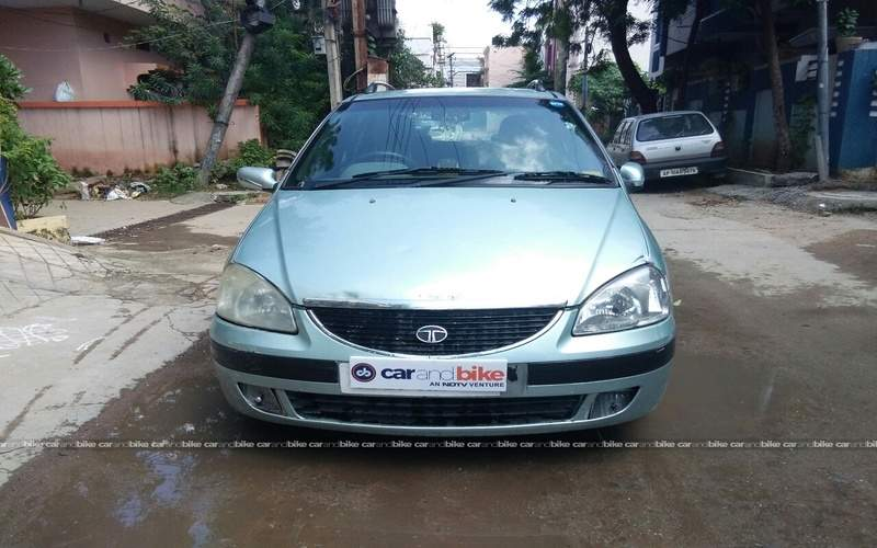 Tata Indica V2 Turbo Front View