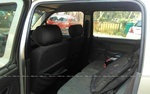 Maruti Suzuki Wagon R Back Row Closeup From Left Side