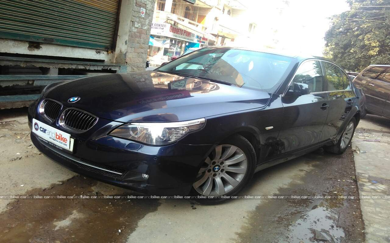 Bmw 5 Series Used India Bmw 5 Series Review