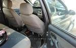 Tata Indica V2 Turbo Back Row Closeup From Right Side