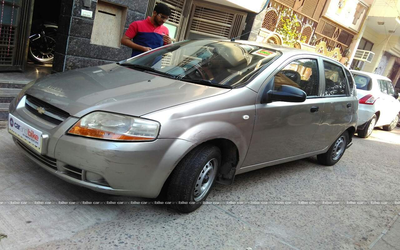 Used Chevrolet Aveo Uva 1 2 Ls In North West Delhi 2008 Model India
