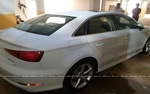 Audi A3 Rear Right Side Angle View