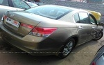 Honda Accord Rear Right Side Angle View