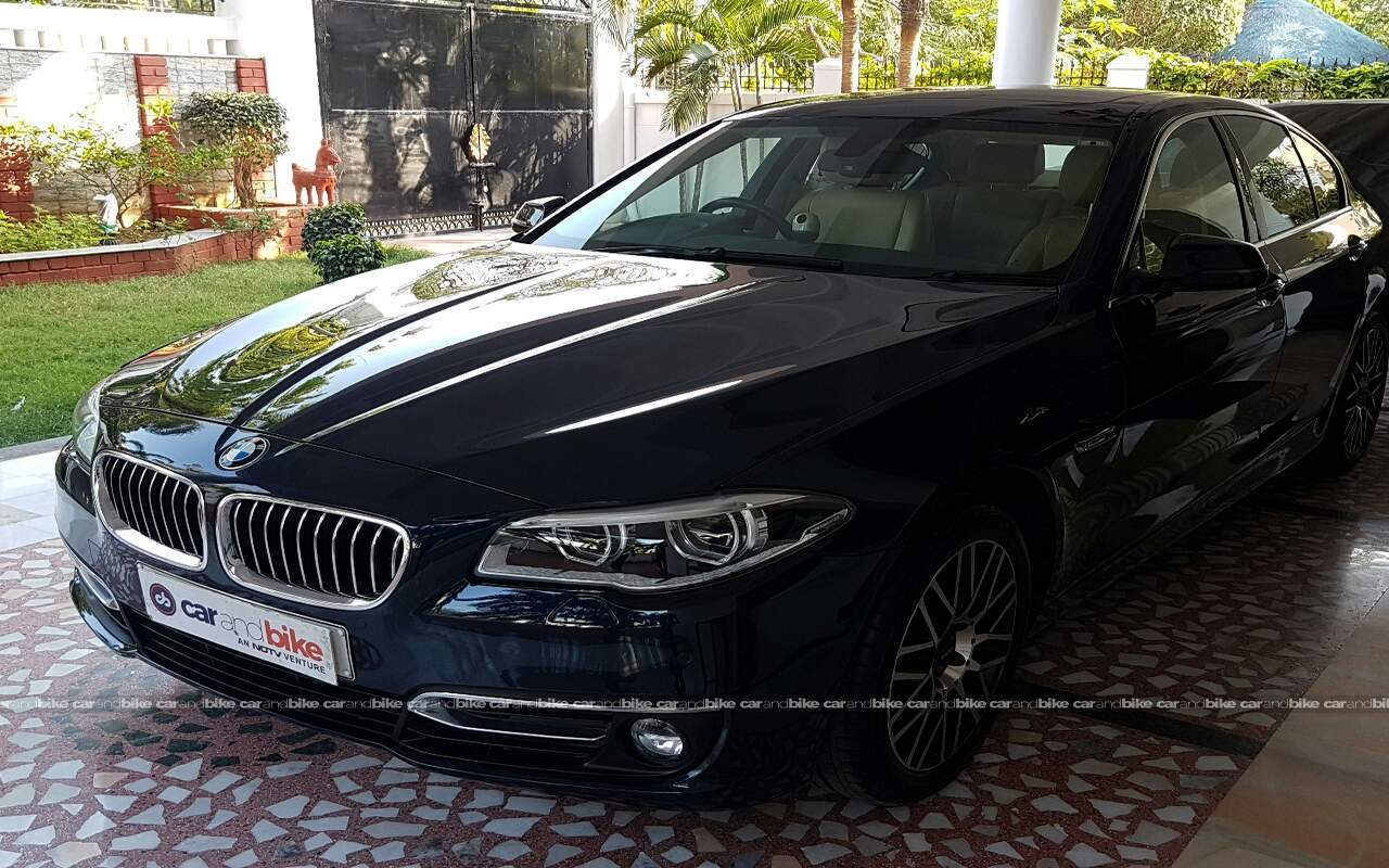 Used Bmw 5 Series 520d Luxury Line In Chennai 2015 Model