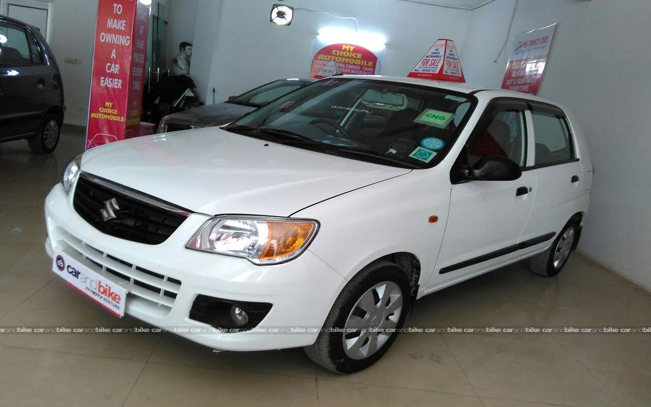Used Maruti Suzuki Alto K10 VXI in West Delhi 2014 model, India at
