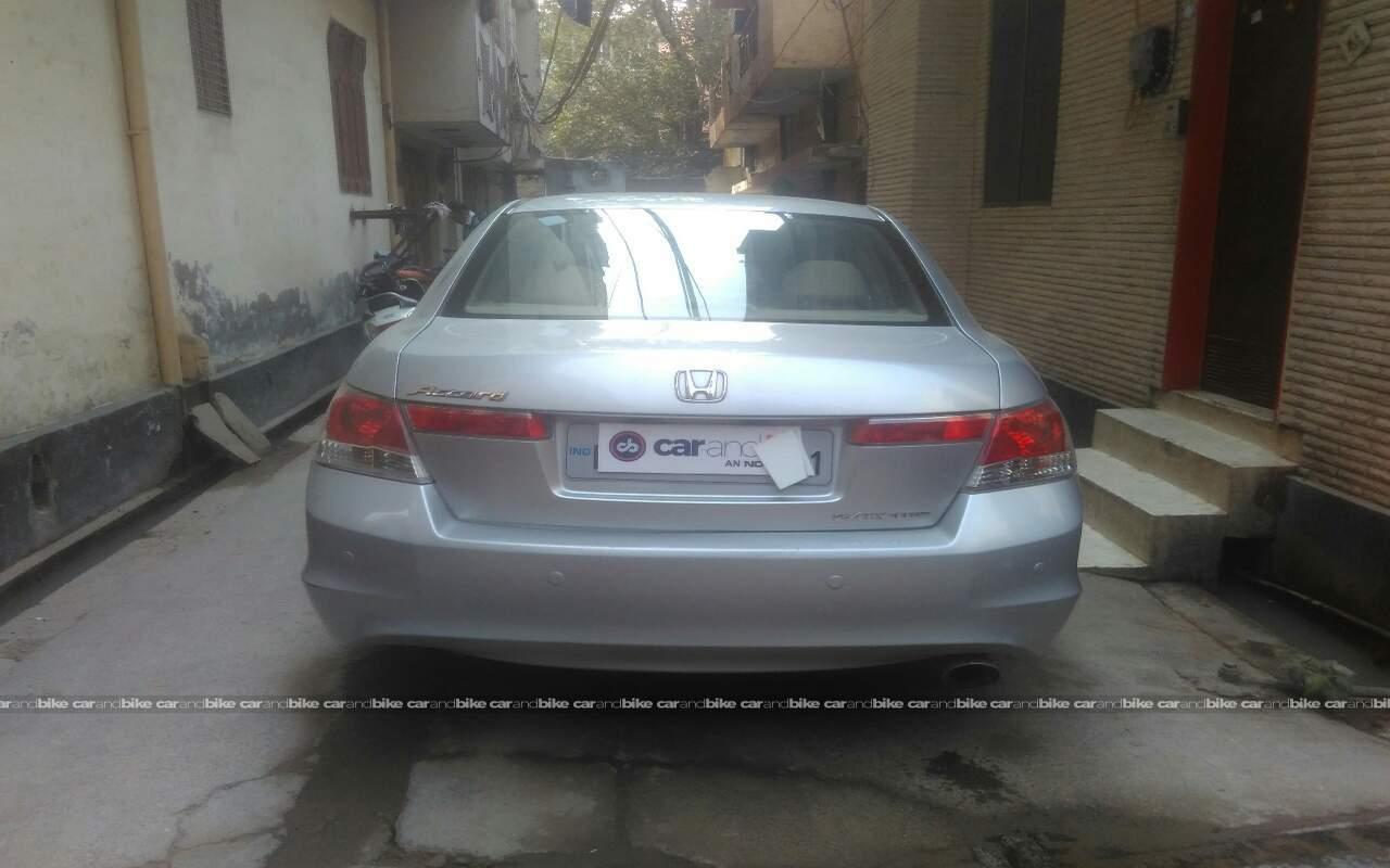 Used Honda Accord 2 4 Vti L Mt In East Delhi 2010 Model India At