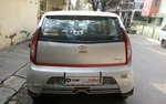 Tata Nano Rear View