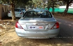 Nissan Sunny Rear View