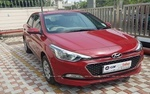 Hyundai Elite I20 Front Right Side Angle View