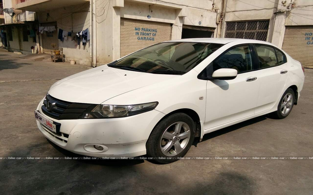 Used Honda City 15 V Mt In Hyderabad 2011 Model India At Best Front View Bikes Left Side Angle