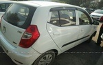 Hyundai I10 Rear Right Side Angle View